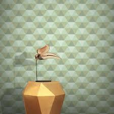 feathr crystal trompe l u0027oeil wallpaper by glenn todd oil