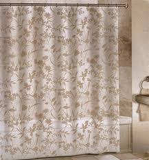 Shower Curtain Washing Machine Washable Sheer Shower Curtain