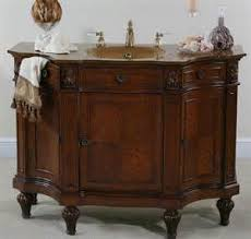 42 Bathroom Vanities by 42 Inch Single Sink Bathroom Vanity With Choice Of Top In Espresso