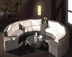 round sectional sofa corner round sectional sofa home ideas collection vs square