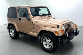 Jeep For Sale Craigslist 2000 Jeep Wrangler For Sale Craigslist By Owner