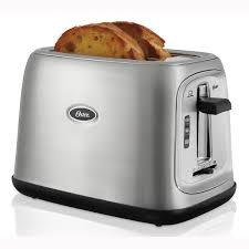 Bagel Setting On Toaster Oster 2 Slice Toaster