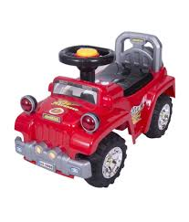 red toy jeep ez u0027 playmates baby ride on jeep red buy ez u0027 playmates baby ride