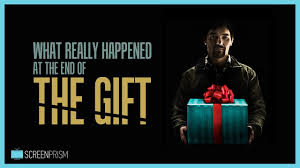 what really happened at the end of the gift