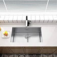 what size undermount sink fits in 30 inch cabinet 30 l x 18 w undermount kitchen sink with basket strainer