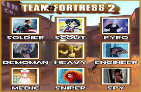 Team Fortress 2 Memes - my team fortress 2 meme by gxfan537 on deviantart