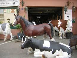 animaux resine jardin animaux grandeur nature le grenier d u0027elodie à st pourçain