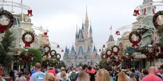 When Is Disney Decorated For Christmas Walt Disney World Christmas Special Features Performances By 98