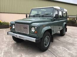used land rover defender land rover defender 110 2 4 defender 110 tdci 5 seater station wagon