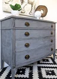 painted furniture 25 beautiful gray painted furniture pieces to inspire you