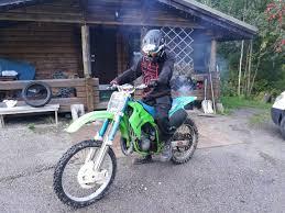 kawasaki kx 125 kx 125 vm 1993 125 cm 1993 porvoo motorcycle