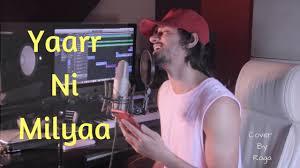 yaarr ni milyaa hardy sandhu cover by raga with loop control