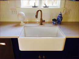 kitchen with apron sink kitchen room long farmhouse sink double bowl apron sink white 36