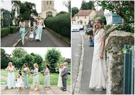 Mint Green Wedding Harriet And Ed U0027s Handmade Mint Green Wedding With A Jenny Packham