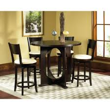bar height dining room table sets decorate bar height dining