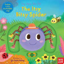 the itsy bitsy spider by nosy penguinrandomhouse