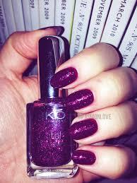 infashionlove com nye glam glitter nail art with nails inc and kiko