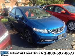 2014 Honda Civic Si Sedan Specs Used 2014 Honda Civic For Sale Tipp City Oh2hgfb6e54eh704749