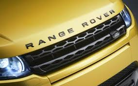 land rover logo black new black design pack sicilian yellow debuts on range rover