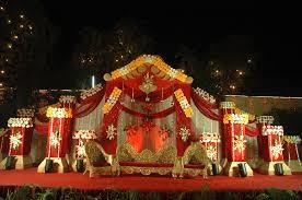 Wedding Reception Stage Decoration Images Wedding Reception Stage Stage Decoration In An Indian Wedd U2026 Flickr