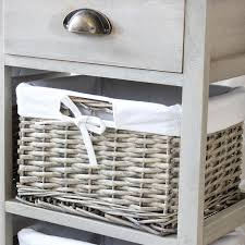 Bathroom Basket Storage Lovable Basket Storage Drawers Slim Bathroom Storage Simple
