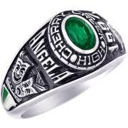 high school class ring value keepsake personalized women s viva fashion class ring available in