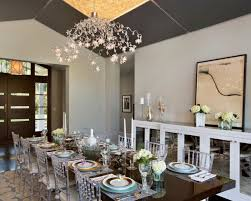 Dining Room Chandeliers Modern Contemporary Dining Room Chandeliers Round Elegant Modern