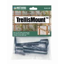 shop matthews four seasons trellis mount at lowes com