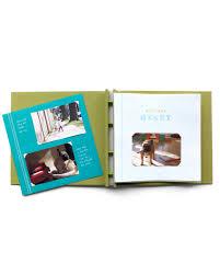 Monogrammed Scrapbook 36 Great Scrapbook Ideas And Albums Martha Stewart