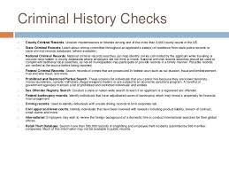 Expunge Criminal Record California Us Criminal History Information Background Checks Broward