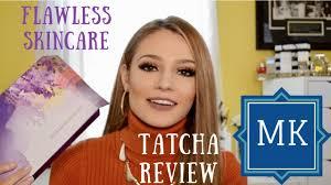Tatcha Skin Care Reviews My Flawless Skincare Routine Tatcha 4 Piece Discovery