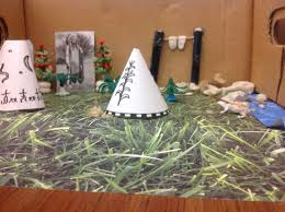 puddle wonderful learning native american indian projects
