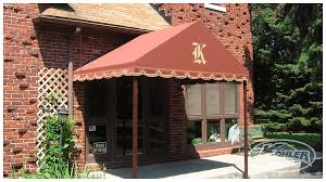 Aluminum Porch Awnings Price A Frame And Arch Patio Awnings Kohler Awning