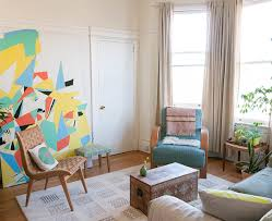 design sponge a printmaker s colorful 1909 edwardian flat in san francisco