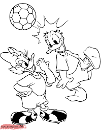 donald and daisy duck coloring pages disney coloring book