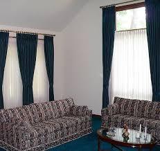 Big Window Curtains Best 25 Large Window Treatments Ideas On Pinterest Large Window
