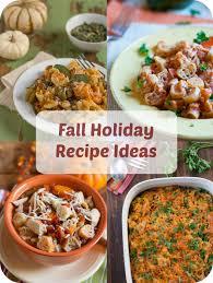 Fabulous Dinner Ideas Fall Holiday Recipe Ideas The Pasta Shoppe
