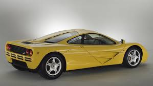 mclaren f1 2017 a factory condition mclaren f1 was just put on the market u2014 beam cars