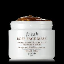 Real Rose Petals Fresh Rose Face Mask Fresh