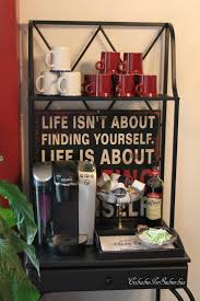 Home Coffee Bar Ideas 125 Best Baking Coffee Station Images On Pinterest Coffee
