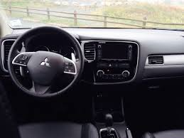 2015 mitsubishi outlander interior test drive 2015 mitsubishi outlander gt s awc