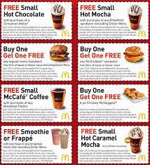 mcdonalds printable coupons usa 2