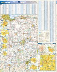 Indianapolis Time Zone Map by Mapsherpa Globe Turner