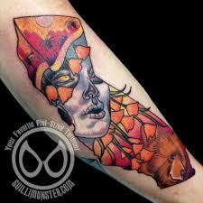 guilli munster at california tattoo kern value card