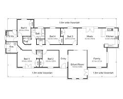 5 Bedroom House Plan by Best 25 Australian House Plans Ideas On Pinterest One Floor
