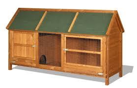 Flat Pack Rabbit Hutch Wordsworth 6ft X 4ft Rabbit Hutch Gardensite Co Uk