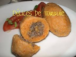 cuisiner le boulgour köfte en croûte de boulgour içli köfte version 2 délices de