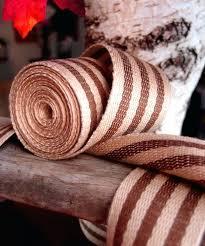 burlap ribbon wholesale faux burlap ribbon bazaraurorita