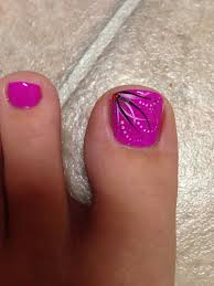 awesome pedicure toe design come to luxury spa nails for all of