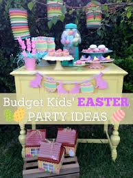 11 hopping easter themed candy buffets that adults and kids will